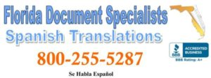 Spanish Translator Daytona Beach