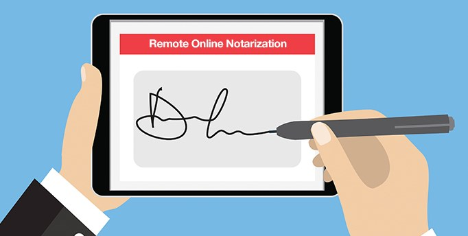 Daytona Beach Electronic Remote Online Notarization